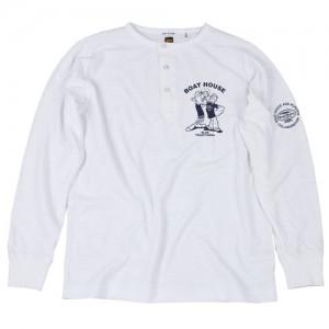 BH-POPEYEヘンリーネックL:STシャツ-OGT-01